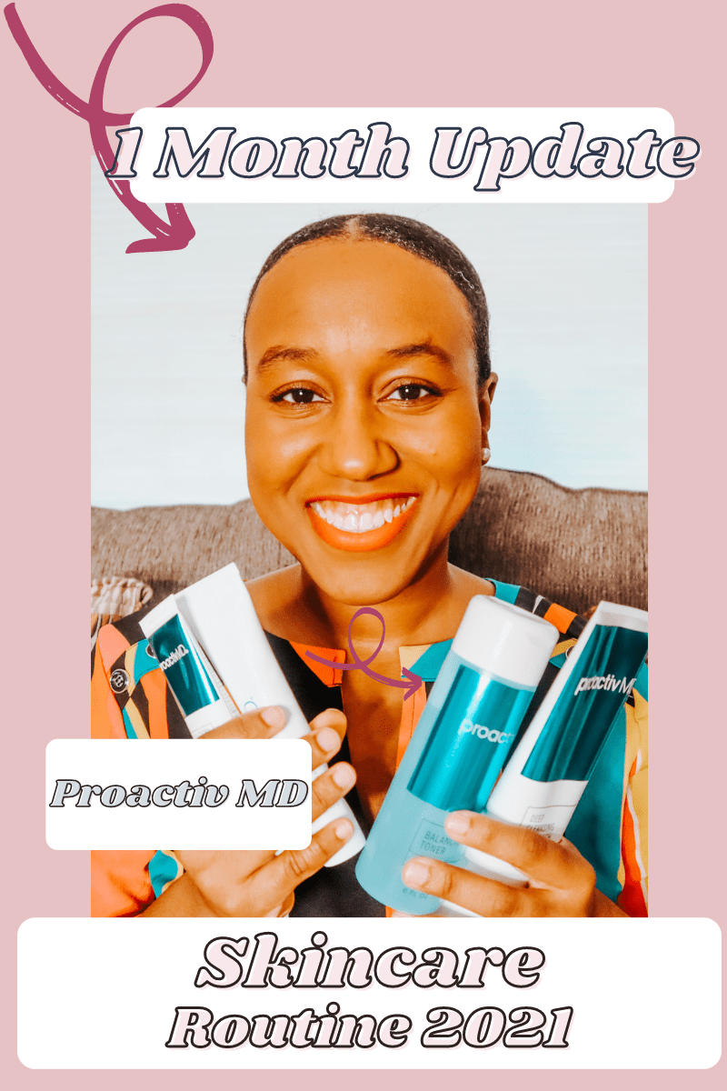 Proactiv 30 Day Review
