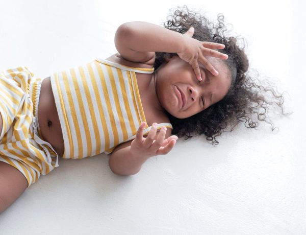 Stop Your Toddler From Hitting