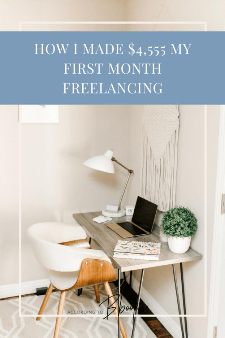 First Month of Social Media Freelancing: November Recap