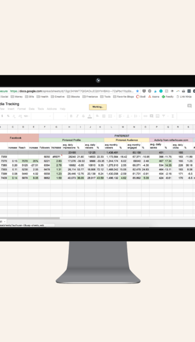 How To Track Monthly Social Media Analytics (+ FREE Analytics Tracking Spreadsheet!)