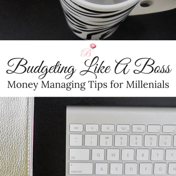 Budgeting for Millennials