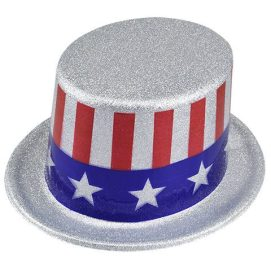 dollar tree patriotic hat summer