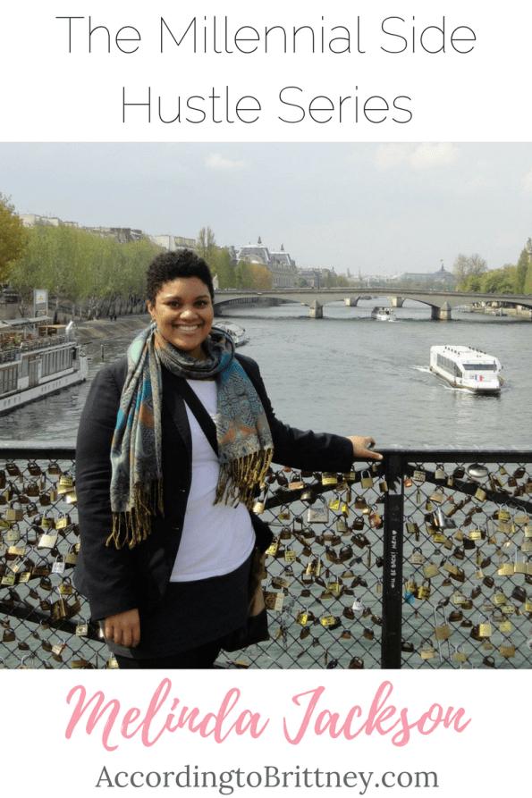 The Millennial Side Hustle Series: Melinda Jackson