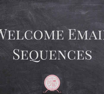 Welcome Email Sequences