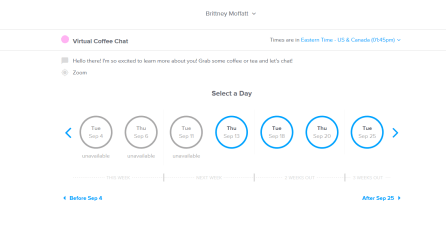calendly business tool