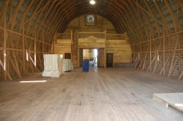 Before - Barn Inside