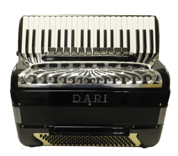Dari 120 Bass Accordion I Mahler Music
