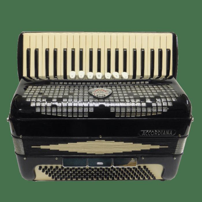 Excelsior Accordiana 120 bass accordion I Mahler Music Center