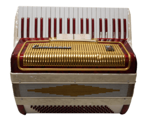 Camerano 120 Bass Accordion
