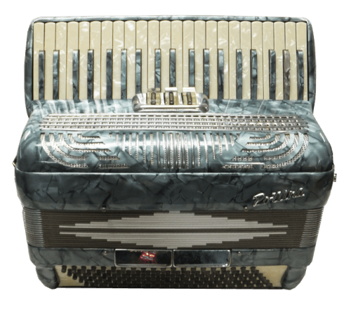 Pollina 120 Bass Accordion
