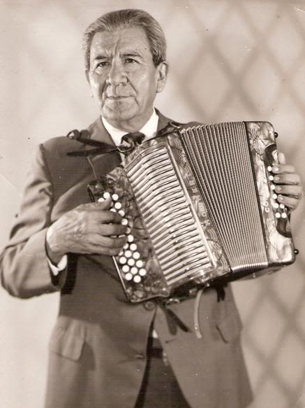 "Antonio's Grandfather, Antonio Tanguma Guajardo ""King of the Accordion"""
