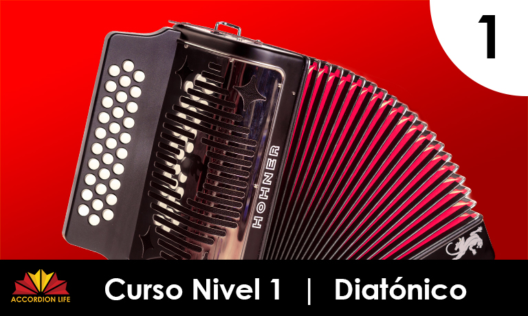 Learn how to play the Diatonic Accordion | Level 1 Course