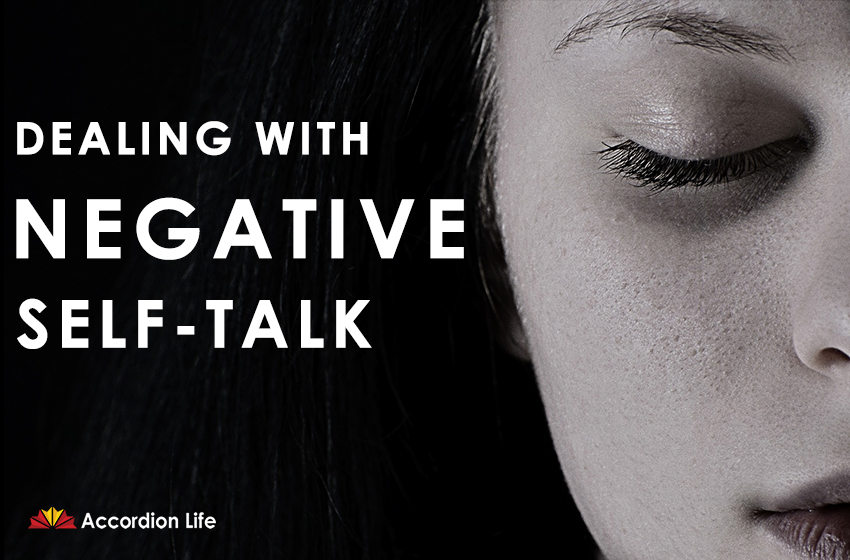 Dealing with Negative Self-Talk - Accordion Life