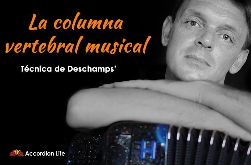 La columna vertebral musical. La tecnología se utiliza en el lado de graves de su acordeón marca la diferencia! Es la columna vertebral musical de su música.