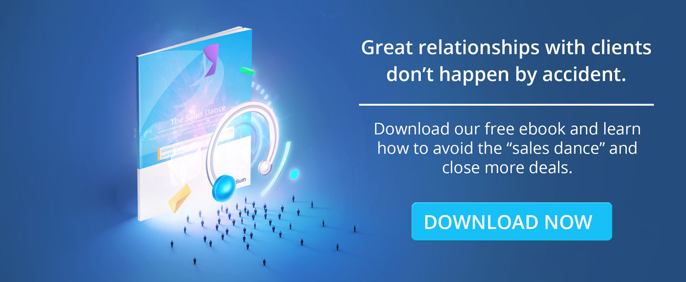 Great Relationships with clients don't happen by accident. Download free ebook now.