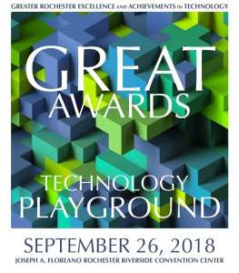 Digital Rochester GREAT Awards 2018