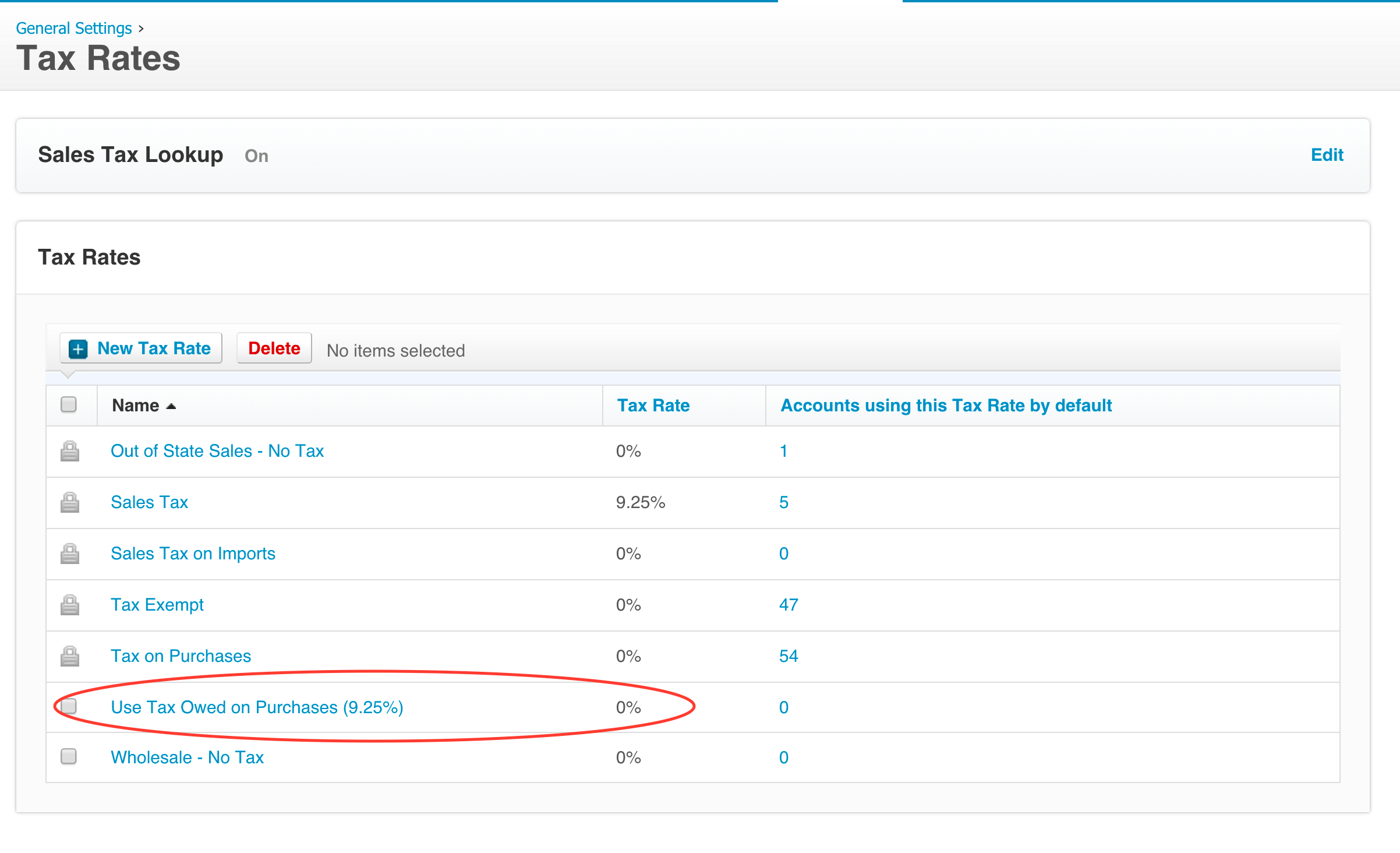 How to Handle Use Tax in Xero