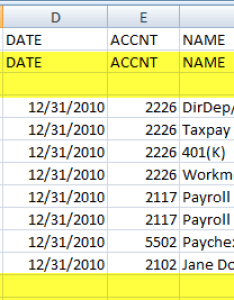 How we imported prior year   transactions of  hotel in excel into quickbooks also import accountingsoftware rh