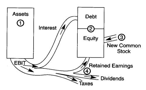 Problems faced by companies in dividend payments