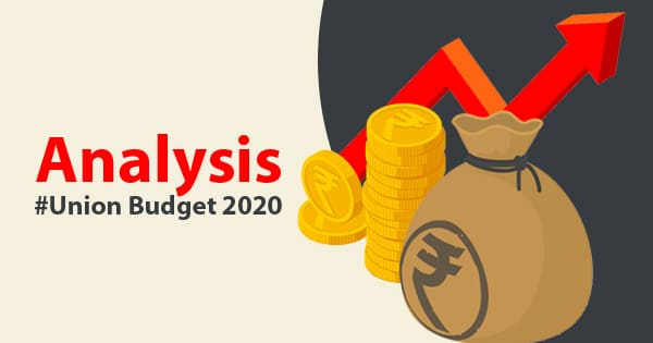 Analysis of Union Budget