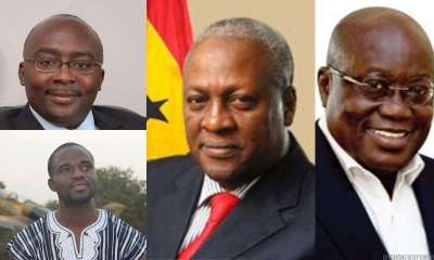 Akufo-Addo is also incompetent