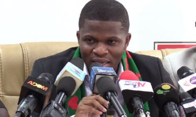Sammy Gyamfi leads NDC to apologize to journalists