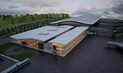 new International Terminal for Tamale Airport