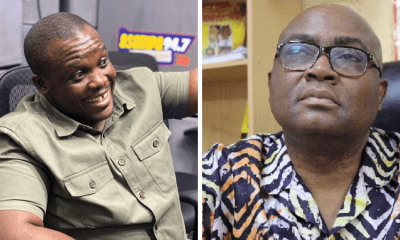 You're such a useless waste – Sam George mercilessly insults Ben Ephson