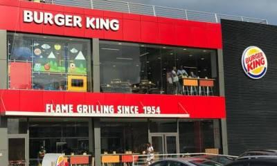 American Food-Serving Restaurants in Accra Burger King