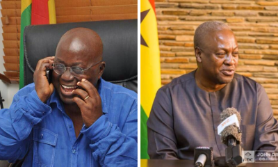 Akufo-Addo declared President duly elected as Mahama loses 2020 election petition