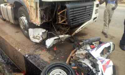 One crashed to death in Wenchi