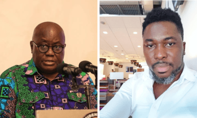 Akufo-Addo's galamsey fight is hyprocrisy – Kwame A-Plus