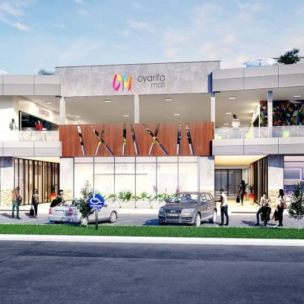 Oyarifa Shopping Mall
