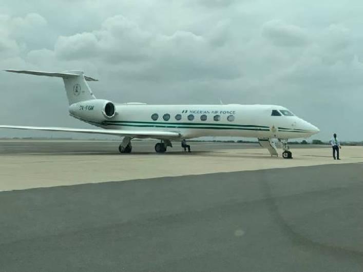 Ghana needs a new presidential jet - Gulfstream V-SP - Presidential Jet Nigeria