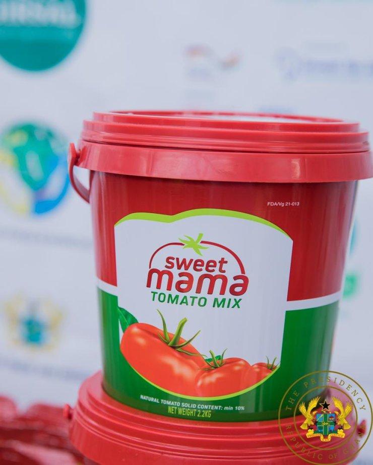$16 million Weddi Africa Tomato Processing Factory