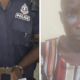 Policeman arrested for freeing a female suspect after bonking her in police cell