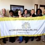 Accreditation Guru Team retreat 2018