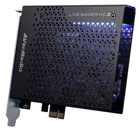AVerMedia Live Gamer HD 2 Full HD 1080p 60 Enregistrement et diffusion en continu