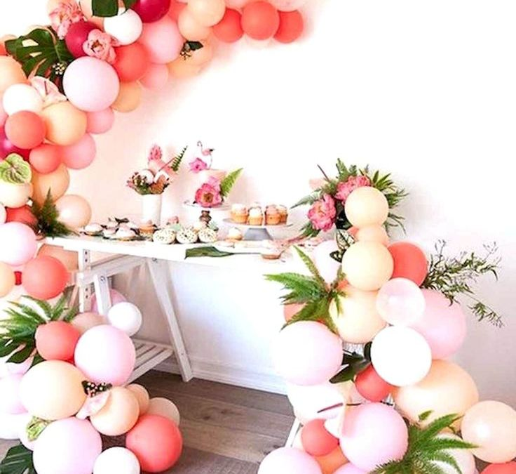 Sur Pinterest 77 Modern Baby Shower Ideas for Girls