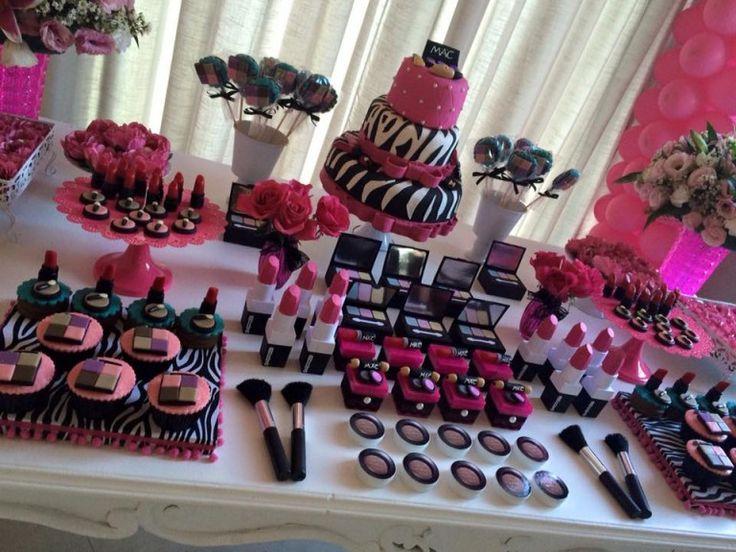 Sur Pinterest Fiesta temática de Maquillaje