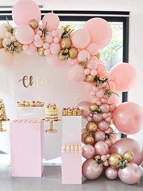 Sur Pinterest Decorative Balloon Set 117pcs