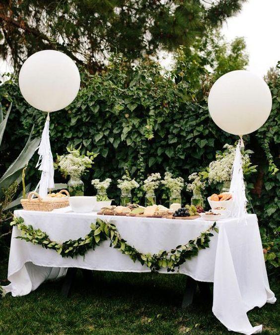 Sur Pinterest Giant White Balloon – Giant 36″ Balloon Wedding Balloons | Giant White
