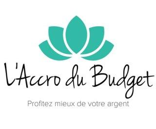 logo web l'accro du budget