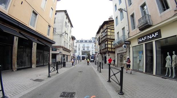semi marathon Bourg en Bresse course à pied