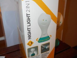 Veilleuse Safety 1st Night light 2 en 1