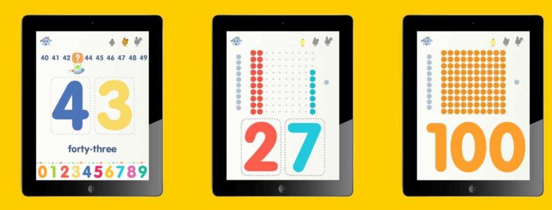 Jusqu'à 100 : découvrir les nombres jusqu'à 100 (4-7 ans)