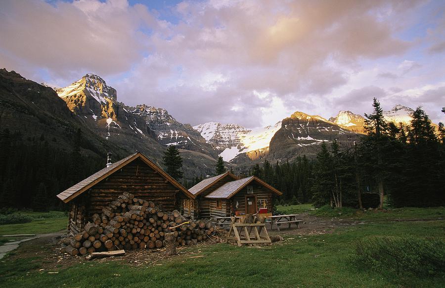 Elizabeth Parker Hut