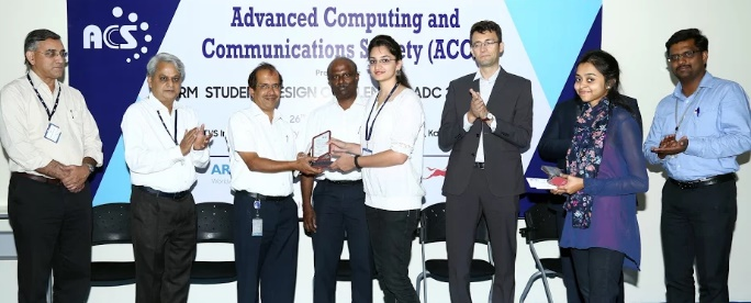 Most Promising Project - M S Ramiah Institute of Technology, Bengaluru