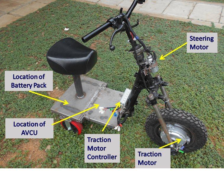 autonomous-target-vehicle