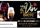 Invitations Salon du Vin 2021